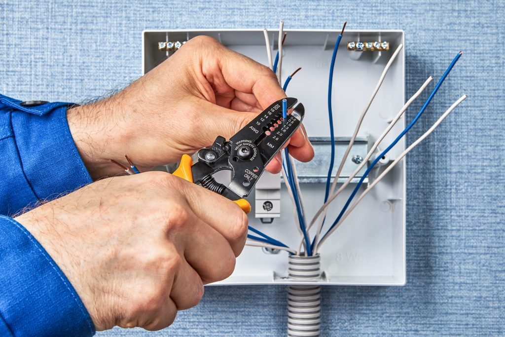 Appco power solutions myrtle beach Wiring in domestic consumer unit circuit breaker.