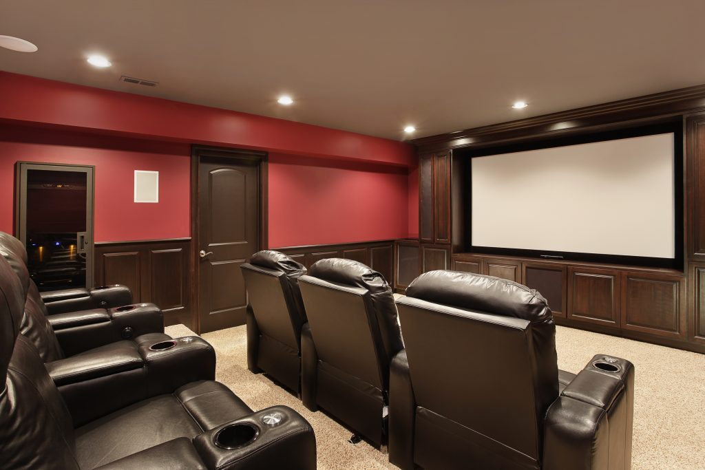 Appco power solutions myrtle beach Home Theater Installation